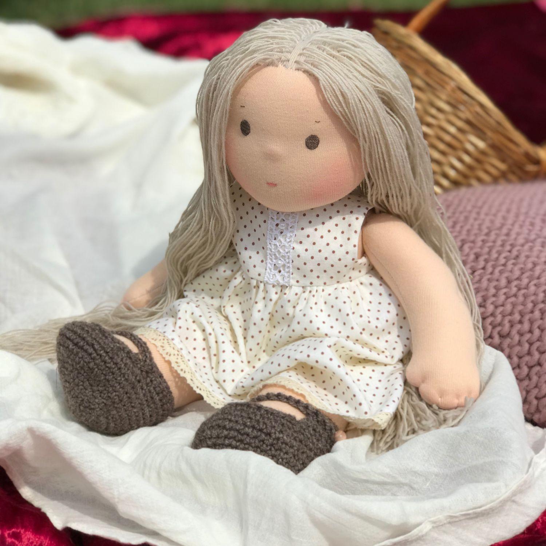 Текстильная кукла по вальдорфским мотивам, Вальдорфские куклы и звери, Сызрань,  Фото №1