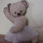 Куклы и игрушки ручной работы. Ярмарка Мастеров - ручная работа Мишка тедди Одетта. Handmade.