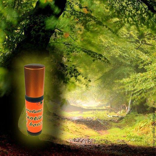 """Натуральные духи ручной работы. Ярмарка Мастеров - ручная работа. Купить """" Sentiero nel bosko """" духи натуральные. Handmade."""
