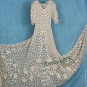 Свадебный салон ручной работы. Ярмарка Мастеров - ручная работа Подвенечное платье. Handmade.