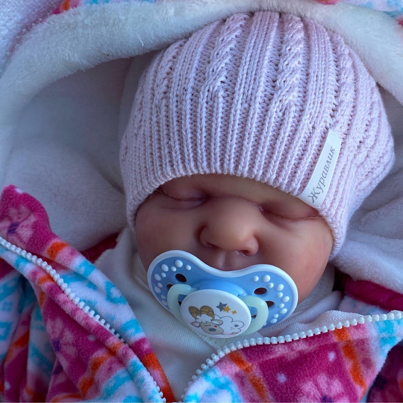 Кукла реборн. Молд Romilly, Куклы Reborn, Нижнекамск,  Фото №1