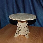 Материалы для творчества handmade. Livemaster - original item Puppet table.998.. Handmade.