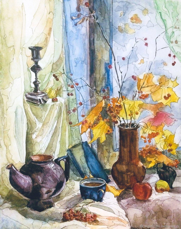 Осень в доме, Картины, Тольятти,  Фото №1