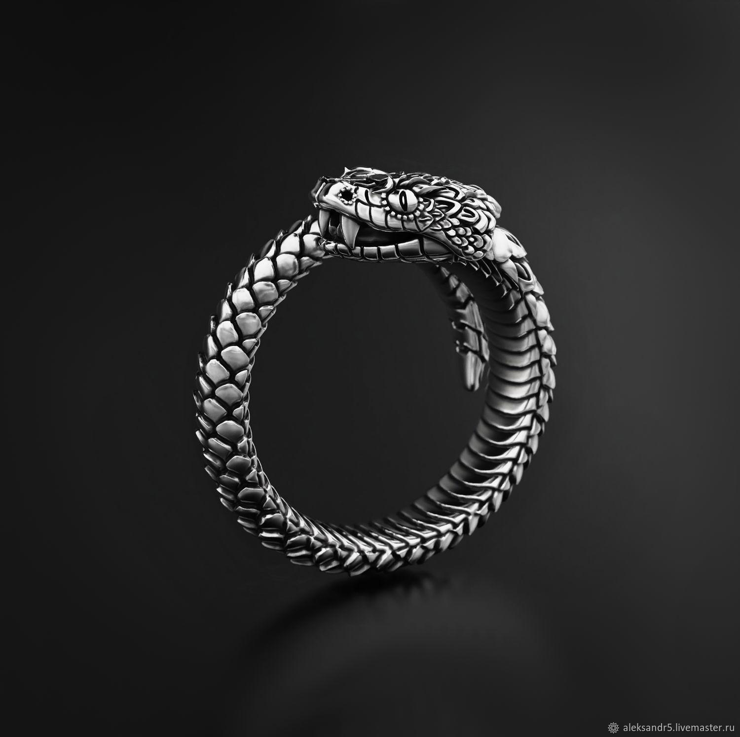 Snake Ring, Rings, Tolyatti,  Фото №1