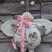 """Куклы и игрушки ручной работы. Ярмарка Мастеров - ручная работа Жучок Тильда """"Парижанка"""". Handmade."""