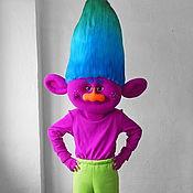 Дизайн и реклама handmade. Livemaster - original item Troll Creek. Life-size puppet. Handmade.