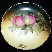 Винтаж handmade. Livemaster - original item Antique plate