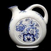 handmade. Livemaster - original item Ulmer keramik jug. Handmade.