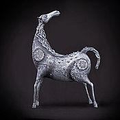 """Куклы и игрушки ручной работы. Ярмарка Мастеров - ручная работа Лошадь """"Проект 12"""". Handmade."""