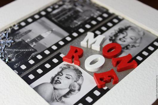"""Шкатулки ручной работы. Ярмарка Мастеров - ручная работа. Купить Шкатулка для хранения украшений """"Marilyn Monroe"""". Handmade. Шкатулка для украшений"""