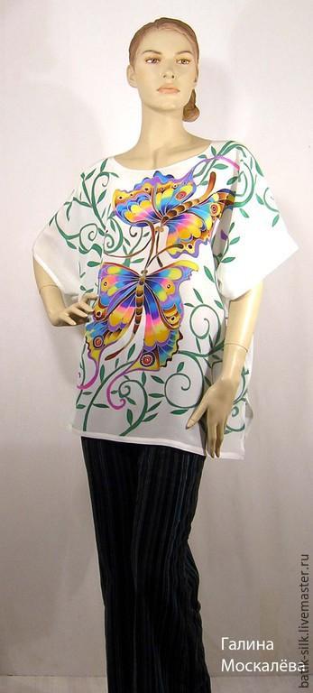 Блузка шелк 100 купить