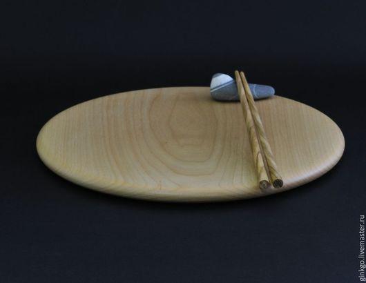 Тарелки ручной работы. Ярмарка Мастеров - ручная работа. Купить Тарелка из дерева. Ольха.. Handmade. Дерево, дерево