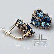 Украшения handmade. Livemaster - original item Earrings of any complexity. Handmade.