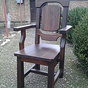 Кресла ручной работы. Ярмарка Мастеров - ручная работа Кресло деревянное. Handmade.