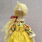 Куклы и игрушки ручной работы. Ярмарка Мастеров - ручная работа Кукла-Тильда. Handmade.