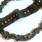 Материалы для творчества handmade. Livemaster - original item Antique braid No. №19. Handmade.
