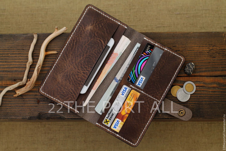 3ca51697168d Кошелек кожаный, портмоне из кожи, портмоне кожаное – купить в ...