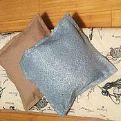 """Для дома и интерьера ручной работы. Ярмарка Мастеров - ручная работа Покрывало для мальчика на кровать """"Морское"""". Handmade."""