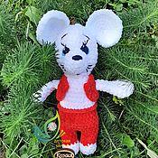 """Мягкие игрушки ручной работы. Ярмарка Мастеров - ручная работа Игрушка""""Весёлый Мышонок."""". Handmade."""