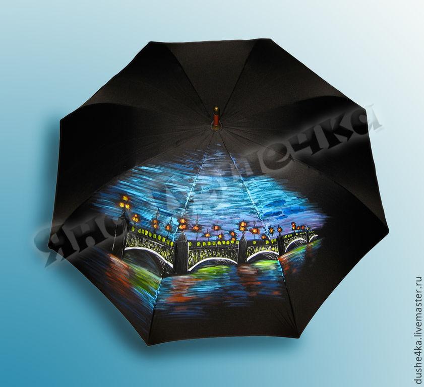 Зонтики мастер класс своими руками