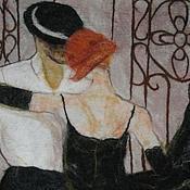 """Картины и панно ручной работы. Ярмарка Мастеров - ручная работа Картина """"Танго"""". Handmade."""