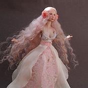 Куклы и игрушки ручной работы. Ярмарка Мастеров - ручная работа Шарнирная кукла Аврора. Handmade.
