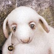 Куклы и игрушки ручной работы. Ярмарка Мастеров - ручная работа Овца Фрося. Handmade.