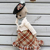Куклы и игрушки ручной работы. Ярмарка Мастеров - ручная работа Мишка Анна. Handmade.