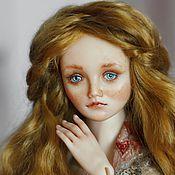 Куклы и игрушки ручной работы. Ярмарка Мастеров - ручная работа Шарнирная кукла Lizzy. Handmade.