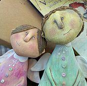 Куклы и игрушки ручной работы. Ярмарка Мастеров - ручная работа Эмили и Николя. Handmade.