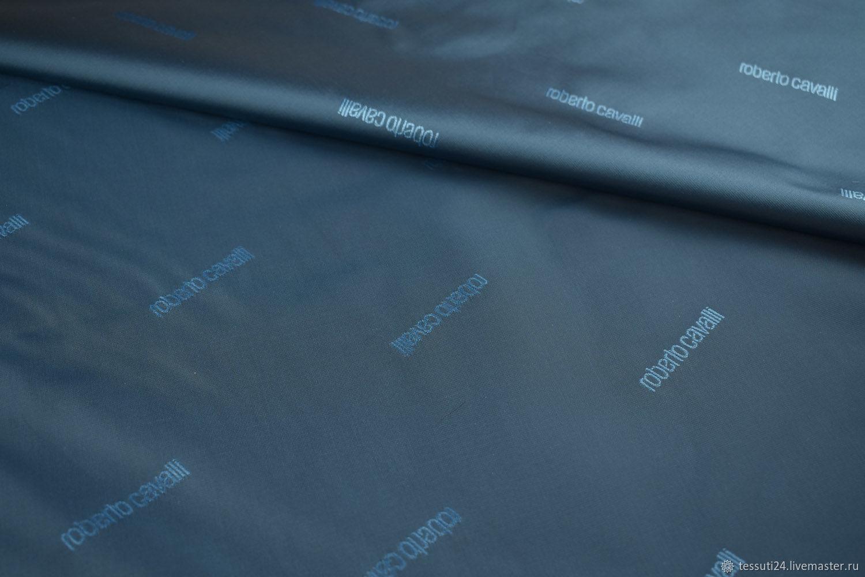 Итальянская подкладочная ткань Roberto Cavalli, Ткани, Москва,  Фото №1