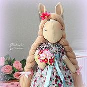 Куклы и игрушки ручной работы. Ярмарка Мастеров - ручная работа Лошадка.. Handmade.