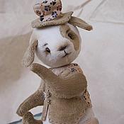 Куклы и игрушки ручной работы. Ярмарка Мастеров - ручная работа Тедди собака, Генрик. Handmade.