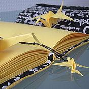 """Канцелярские товары ручной работы. Ярмарка Мастеров - ручная работа SOULBOOK """"ORIGAMI"""". Handmade."""