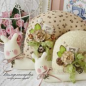 Куклы и игрушки handmade. Livemaster - original item A couple of little snails