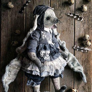 Куклы и игрушки ручной работы. Ярмарка Мастеров - ручная работа Серебро тумана. Handmade.