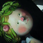 Картины и панно ручной работы. Ярмарка Мастеров - ручная работа копия картины Гапчинской. Handmade.