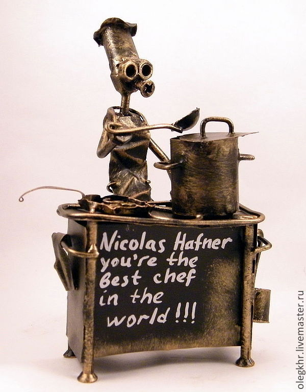 Chef, Model, Vitebsk,  Фото №1