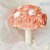 Свадебные букеты ручной работы. Ярмарка Мастеров - ручная работа Свадебный букет «Маргарет». Handmade.