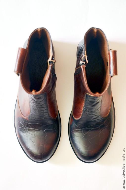 Тренд сезона: брутальная обувь   Модные тренды