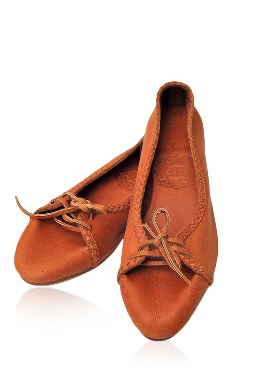 Обувь ручной работы. Ярмарка Мастеров - ручная работа. Купить Sasha+. Балетки из кожи, для прогулок, дома и офиса.. Handmade. Рыжий