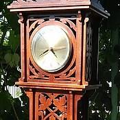Для дома и интерьера ручной работы. Ярмарка Мастеров - ручная работа Миниатюрные напольные часы. Handmade.