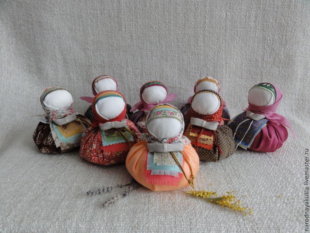 Куклы благополучница своими руками
