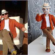Куклы и игрушки handmade. Livemaster - original item PORTRAIT DOLL, Custom doll. Photo doll. Custom Wedding gift. Handmade.