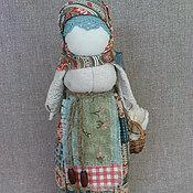 """Куклы и игрушки ручной работы. Ярмарка Мастеров - ручная работа Кукла-оберег """"Летнее поле"""". Handmade."""