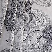 """Ткани ручной работы. Ярмарка Мастеров - ручная работа Рубашечный хлопок """"ETRO"""". Handmade."""