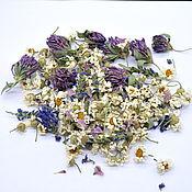 Материалы для творчества handmade. Livemaster - original item Set of dried flowers, collection 2021g. Handmade.