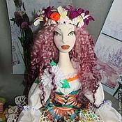 Куклы и игрушки handmade. Livemaster - original item Olesya. Handmade.