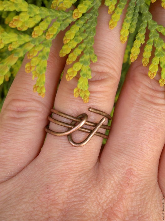 """Кольца ручной работы. Ярмарка Мастеров - ручная работа. Купить кольцо """"музыка ветра"""". Handmade. Кольцо патинированное"""