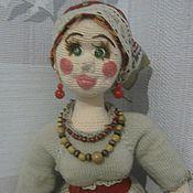 Куклы и игрушки ручной работы. Ярмарка Мастеров - ручная работа ВАРЕНЬКА кукла ручной работы. Handmade.